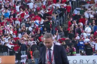 """Polscy kibice skradli show. Specjalny doping sympatyków """"Biało-Czerwonych""""!"""