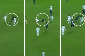 """Messi jak opętany. """"Dziki"""" rajd i… niedoszła bójka z Cavanim"""