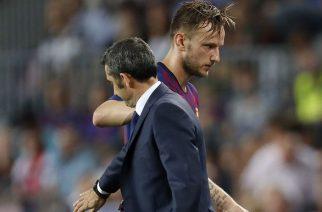 Valverde spławia Rakiticia jak w gimnazjalnym związku