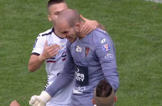 Trafił do Pogoni latem i już znalazł się na celowniku klubu Serie A