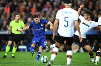 Niezwykłe emocje na Estadio de Mestalla! Podział punktów w meczu Valencia-Chelsea