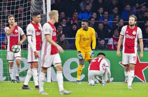 Nieważne jak zaczynasz, ważne jak kończysz. Ajax rozczarował w grupie H!