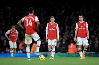 Nowa miotła nie pomogła. Tak słabego Arsenalu nie było od lat!