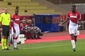 Nietypowa sytuacja w meczu Monaco. Tiemoue Bakayoko zapomniał… z jakim numerem na koszulce gra!