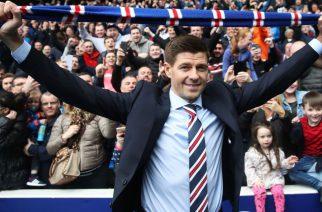 Z Gerrardem na podbój Europy. Rangers na wiosnę zagrają w pucharach