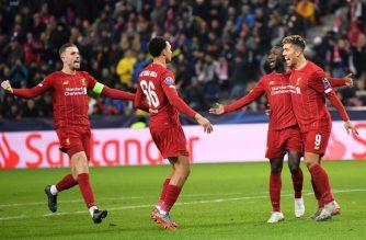 Dwa zabójcze ciosy. Liverpool ze zwycięstwem i pierwszym miejscem w grupie!