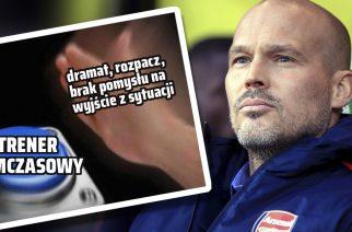 Najlepszy trener? -Trener tymczasowy. Czy Ljungberg odmieni Arsenal?