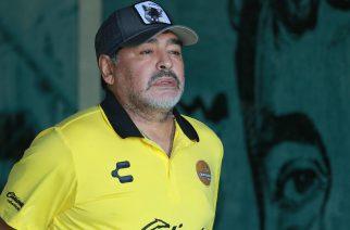Decyzja o przedwczesnym zakończeniu ligi uratowała zespół Maradony