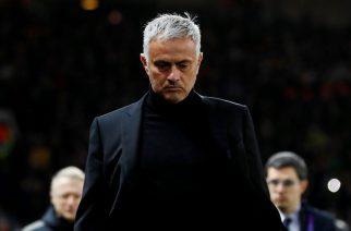 Stara śpiewka Mourinho. Portugalczyk ponownie narzeka