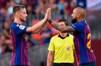 Rakitić i Vidal na celowniku Interu. Dziś Conte przyjrzy im się z bliska