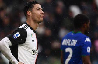 Le Cabaret w Juventusie. Co najlepszego zrobili De Ligt i Buffon?!