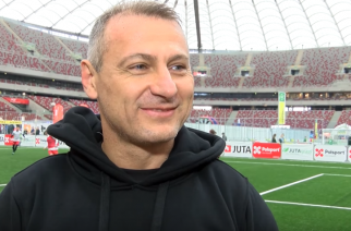Piotr Świerczewski wraca do futbolu. Został trenerem KTS Weszło!