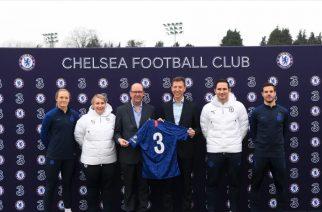 Chelsea podpisała umowę z nowym sponsorem głównym na koszulkach!