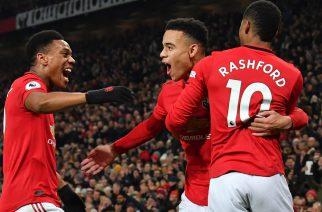 """Czy to już najlepszy atak w lidze? Trio Manchesteru United """"bije"""" nawet to Liverpoolu"""
