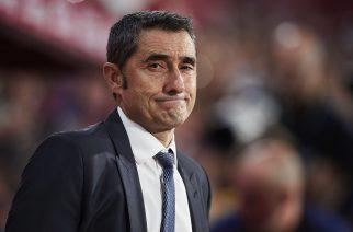 Puchary, dupa i kamieni kupa. Co Valverde dał Barcelonie?