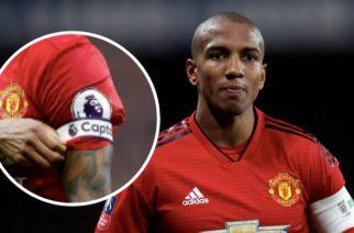 Czy opaska kapitana Manchesteru United jeszcze cokolwiek znaczy?