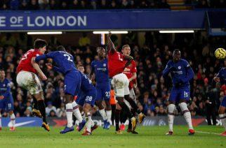 Solskjaer ponownie pokonuje Lamparda. Nie obyło się bez kontrowersji na Stamford Bridge!