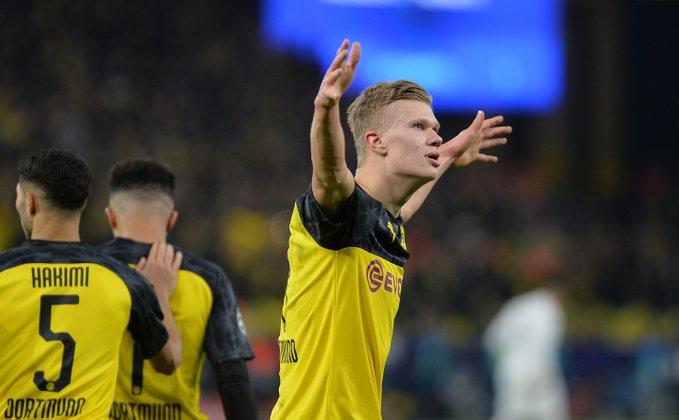 Haaland Borussia