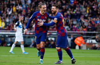 Zamiast bramek, asysty. Leo Messi zmienia swoją rolę na boisku?