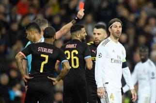 Sergio Ramos wyrównał niechlubny rekord Ligi Mistrzów!