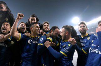 Beniaminek w europejskich pucharach? Verona sensacją rozgrywek Serie A!