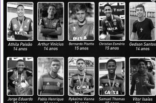 """Rok od tragedii w ośrodku treningowym Flamengo. """"Chłopcy spali w kontenerach, a klub nadal nie zapłacił odszkodowania"""""""