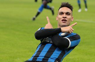 Lautaro Martinez bohaterem meczu z Crotone. Hat-trick Argentyńczyka