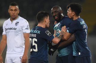 Skandal rasistowski w Portugalii. Piłkarz Porto opuścił boisko na znak protestu