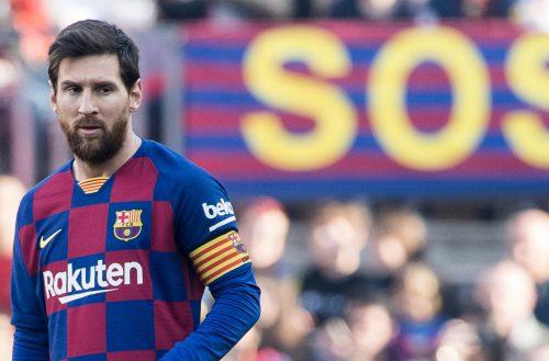 FC Barcelona potwierdziła. Leo Messi odchodzi z klubu