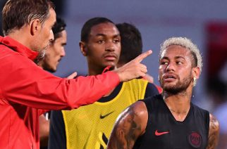 Chaos w PSG, Neymar się stawia. Albo on, albo Tuchel?