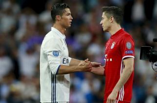 Ramos i Ronaldo namawiali Lewandowskiego do transferu