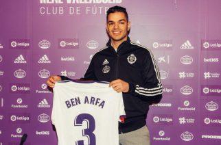 Hatem Ben Arfa zamieszkał w… akademii Realu Valladolid