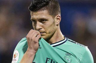 Luka Jovic opuszcza Real Madryt. Serb trafia na wypożyczenie!