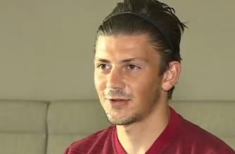 Dawid Kownacki (Fot. YouTube)