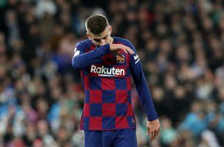 Problemy Barcelony. Kontuzje kluczowych zawodników