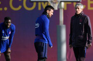 """Setien zauważył największy problem Barcelony? """"Piłkarze myślą tylko o tym"""""""