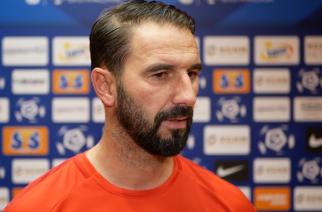 Trener Zagłębia Lubin drugim najlepszym trenerem Słowacji