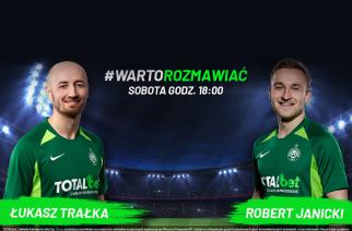 TOTALbet zaprasza na wideoczat z piłkarzami Warty Poznań!