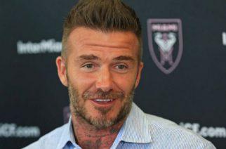 David Beckham chce sprowadzić do MLS zawodnika Realu Madryt!