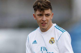 Borussia Dortmund interesuje się młodym talentem Realu Madryt