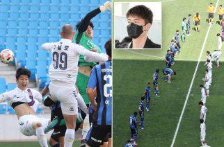 Wznowienie rozgrywek w Korei. Piłkarze krytykują absurdalne zasady