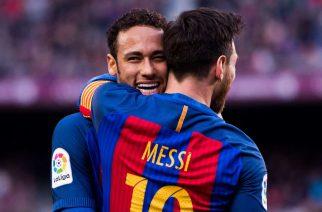Lionel Messi liczy na powrót Neymara do Barcelony