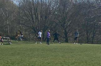 Tottenham trenuje w londyńskim parku. Klub złamał zalecenia rządu!