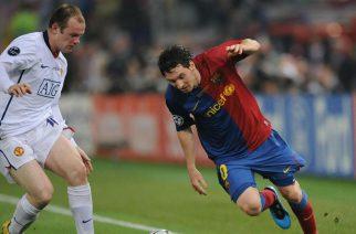 Messi lepszy niż Ronaldo? Wayne Rooney wyraził swoją opinię
