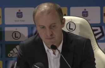 Aleksandar Vuković zwolniony z Legii!
