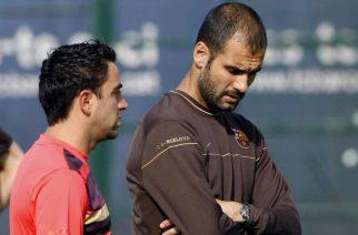 Xavi, Guardiola, Barcelona. Wielka przyjaźń ucznia i mistrza trwa do dziś
