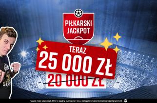Piłkarski Jackpot od Betclic!