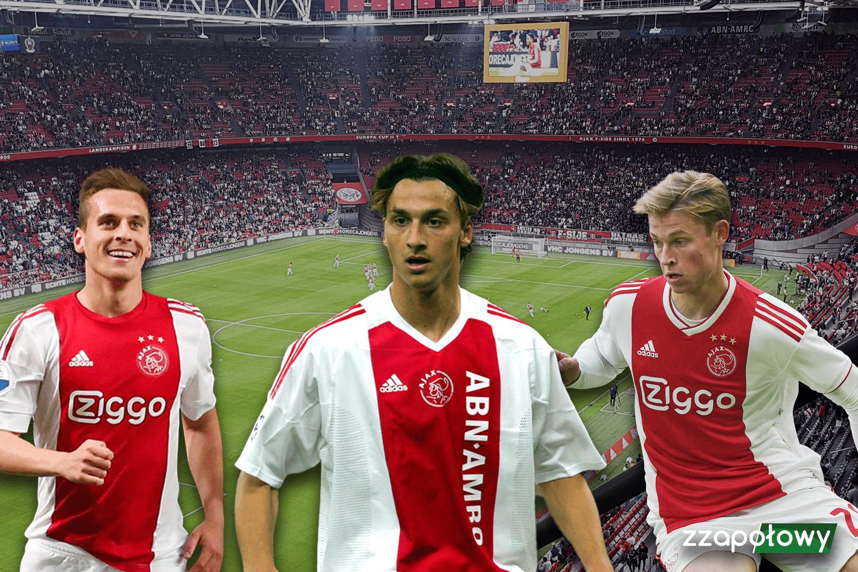 Ajax skauting grafika główna