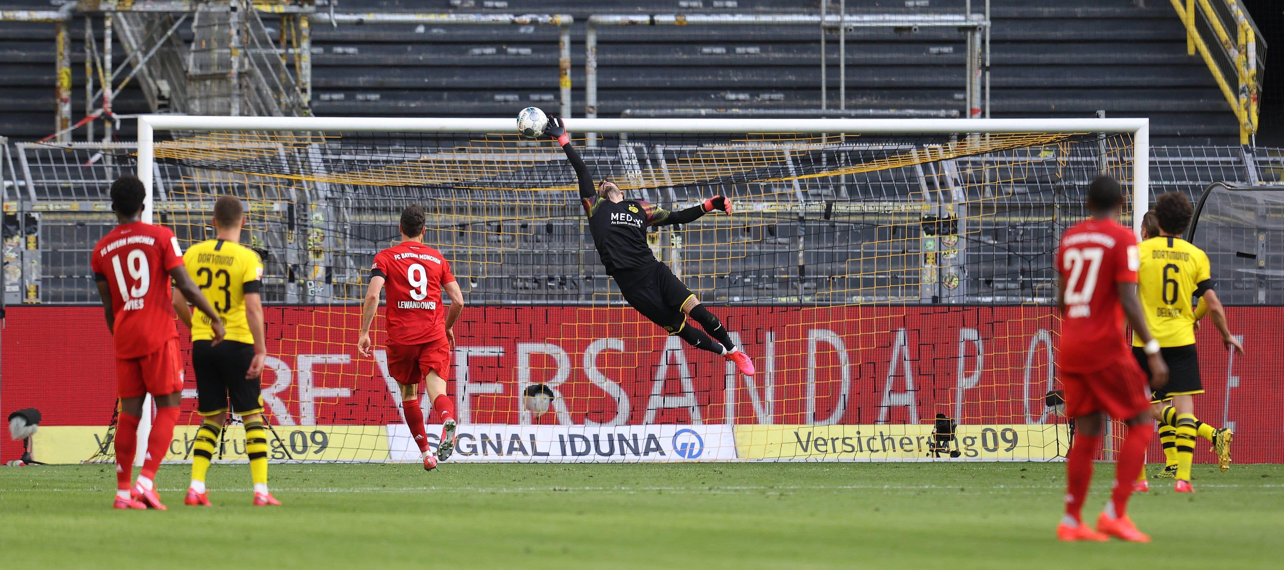 Bundesliga. Bayern wygrywa w Der Klassiker. Piękny gol Kimmicha!