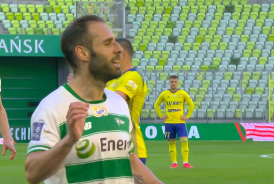 Flavio Paixao (Fot. Screen Canal+Sport)
